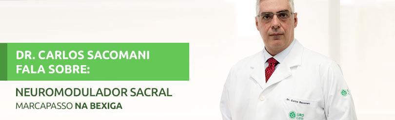 Neuromodulador sacral (marca-passo na Bexiga)