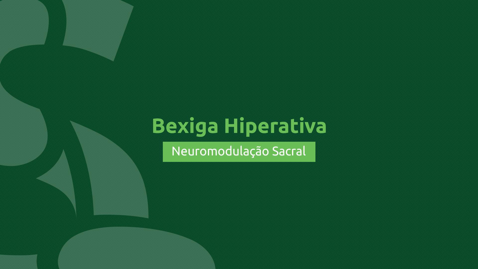 Bexiga Hiperativa